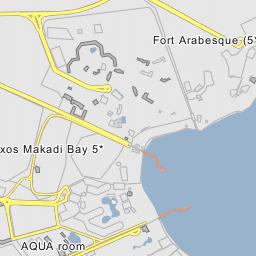 Makadi Bay Karte.The Cleopatra Luxury Resort Makadi Bay Ex Aldiana Makadi Bay